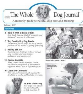 WDJ推薦乾狗糧2007年版