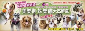 美樂狗封面-鮮食代言人