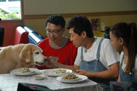 八大生活一級棒節目來美樂狗拍攝
