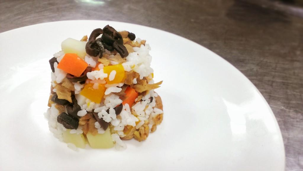 地中海橄欖鴨拌飯 (2)