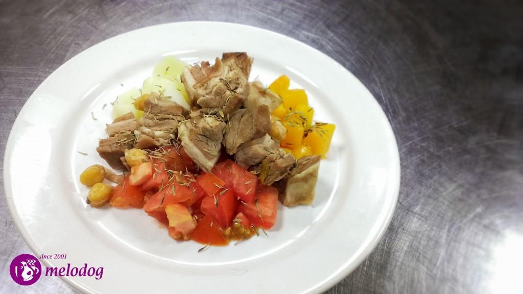 百里香雪蓮子燉羊肉 (2)