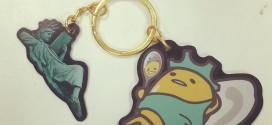 180元買一個鑰匙圈吊飾的概念